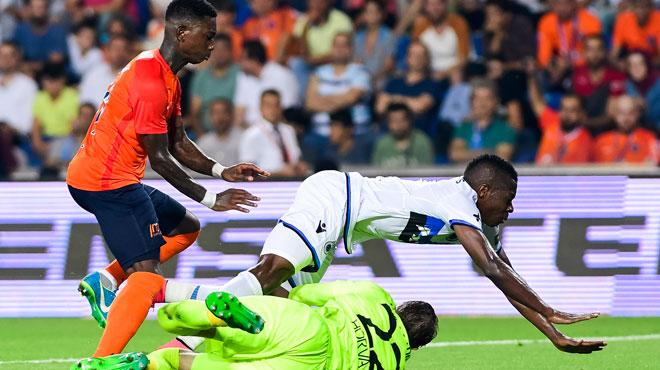 Bruges battu 2 à 0 à Basaksehir: désormais privé de Ligue des Champions, il lui reste les barrages de l'Europa League