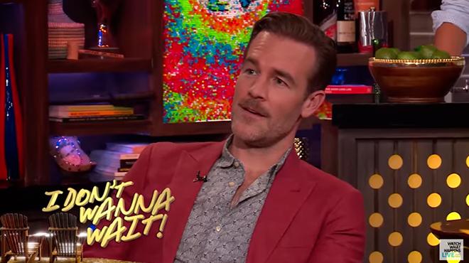 James Van Der Beek (Dawson) a-t-il été surpris que Katie Holmes épouse Tom Cruise? Voici sa réponse (vidéo)