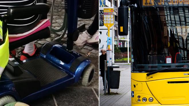 ''Un handicapé interdit de prendre le bus avec sa voiturette'': les personnes à mobilité réduite ont-elles accès facilement au réseau TEC ?