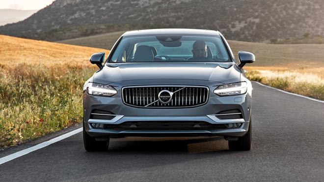 Essai Volvo S90 : menace sur l'Allemagne