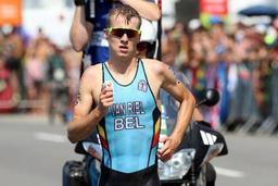 Coupe d'Europe de triathlon - Marten Van Riel renoue avec la victoire pour sa rentrée en compétition en Suède