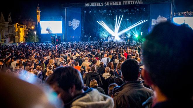 Le Brussels Summer Festival débute ce dimanche: voici les infos pratiques