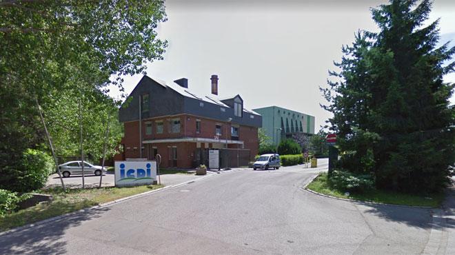 Fuite d'acide chlorhydrique sur le site de l'incinérateur de Pont-de-Loup à Aisleau-Presles