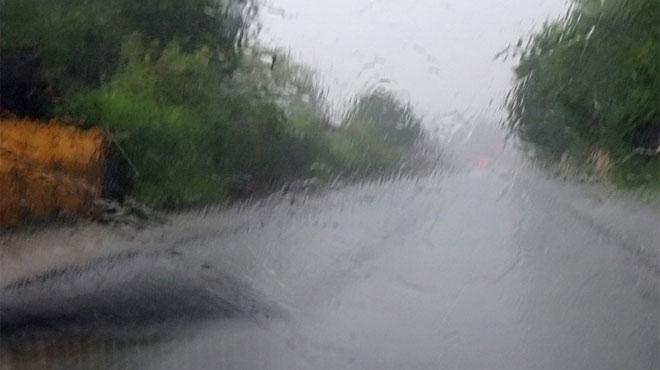 Gare aux averses orageuses cet après-midi: