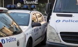 Un véhicule suspect intercepté à Molenbeek, un périmètre de sécurité installé