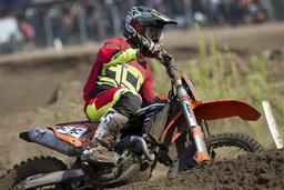 Julien Lieber rejoint Clément Desalle chez Kawasaki en MXGP