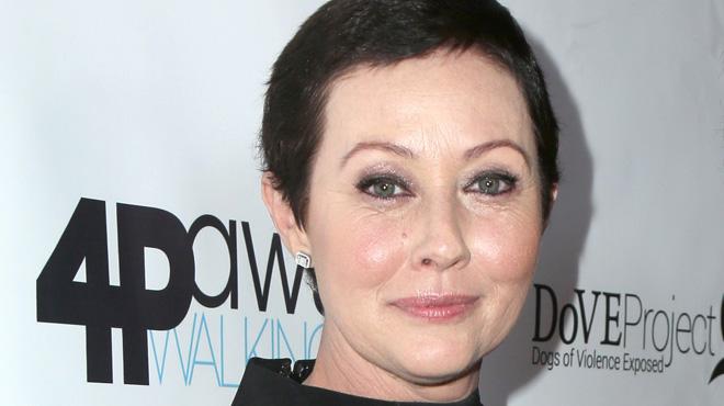 Shannen Doherty, qui lutte contre un cancer depuis 2015, donne des nouvelles d'elle dans un message touchant