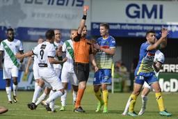 Westerlo n'ira pas en appel de la suspension pour deux matches d'Alessio Alessandro