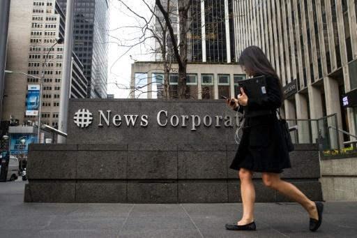 Presse: News Corp dans le rouge