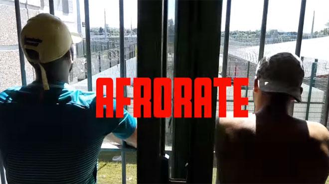 Des détenus français publient leur clip de rap sur Youtube: les images deviennent virales