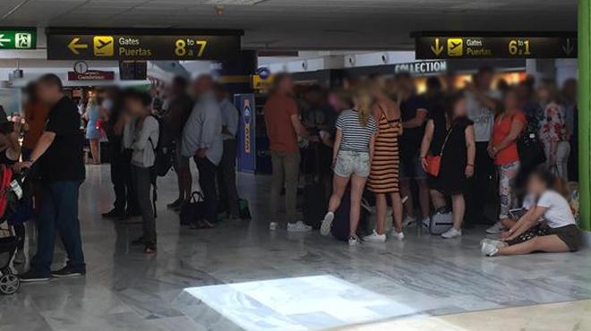 Les 169 vacanciers belges bloqués depuis mercredi à Lanzarote ont enfin pu décoller