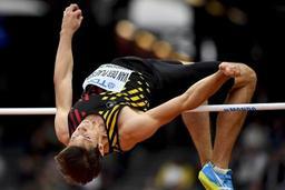 Thomas Van der Plaetsen ne franchit qu'1m96 à la hauteur, Mayer reste leader au décathlon