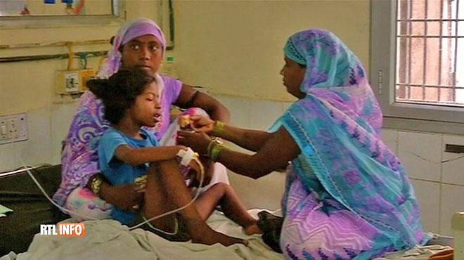 Au moins 60 enfants meurent dans un hôpital en Inde: le manque d'oxygène serait en cause