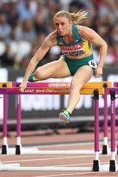 Mondiaux d'athlétisme - L'Australienne Sally Pearson championne du monde pour la 2e fois sur 100m haies