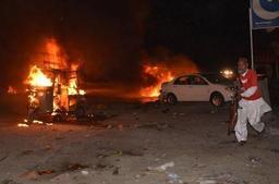 Au moins 15 morts dans l'attentat dans le sud-ouest du Pakistan