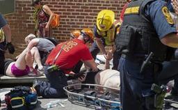 Violences à Charlottesville - Le suspect qui a percuté la foule avec une voiture poursuivi pour homicide criminel