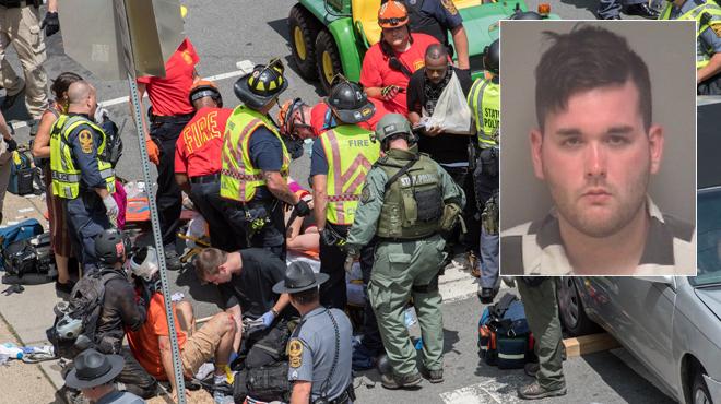 Une voiture percute plusieurs personnes aux USA après une manifestation interdite: un mort, le suspect poursuivi