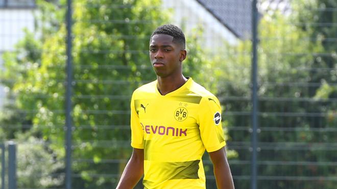 Ousmane Dembélé reste suspendu