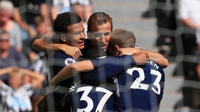 Victoire tranquille pour Tottenham à Newcastle: Vertonghen, Alderweireld et Dembélé ont brillé (vidéo)