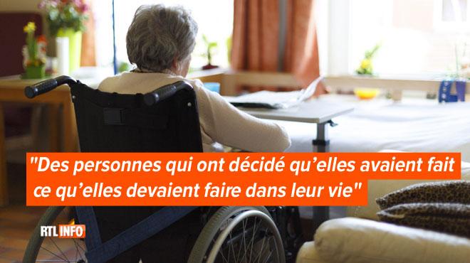 Faut-il permettre l'euthanasie aux personnes âgées ''qui ne veulent pas aller plus loin''? Un député lance le débat