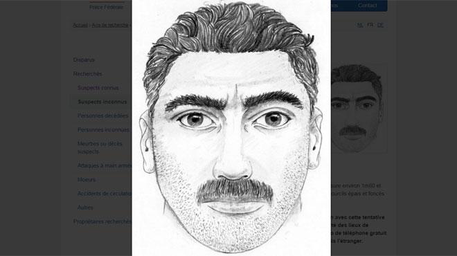 Cet homme a tenté d'enlever une jeune fille de 17 ans à Bouillon: le reconnaissez-vous?