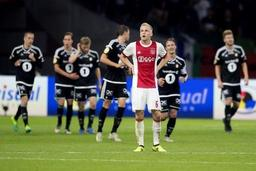 Europa League - L'Ajax battu par Rosenborg, l'AC Milan cartonne, Marseille piétine