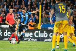 Europa League - Vanaken regrette de ne pas avoir puni l'AEK réduit à dix