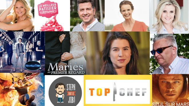 Nouvelles séries et émissions à profusion: découvrez la grille de rentrée de RTL TVI, Club et Plug RTL