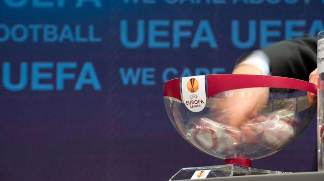 Europa League: du lourd pour Zulte-Waregem, Lyon et l'AC Milan aussi
