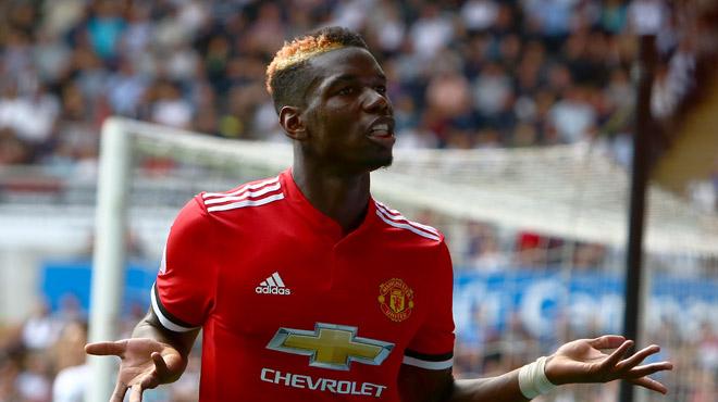 Paul Pogba élu meilleur joueur de l'Europa League