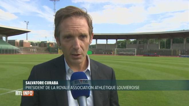 Le club de La Louvière renaît grâce aux idées révolutionnaires de son nouveau président