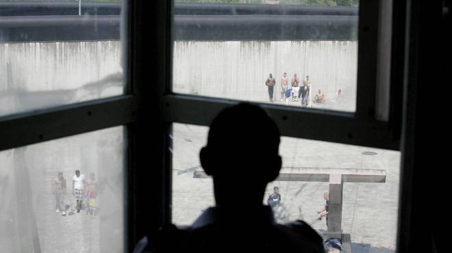 Rébellion à la prison d'Ittre: