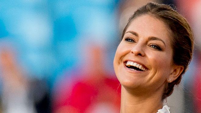 La princesse Madeleine de Suède fait une grande annonce sur Facebook!