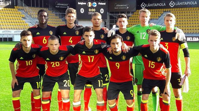La Belgique U19 signe une deuxième victoire en Finlande