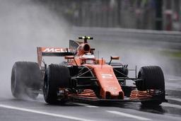 F1 - GP d'Italie: Vandoorne avance en Q3 avec le 9e chrono.