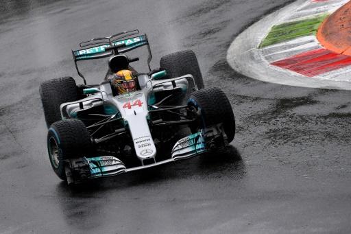 GP d'Italie: Hamilton prend le record de poles et peut voir venir Vettel