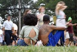 Une première édition réussie pour le festival musical gratuit Forest Sounds