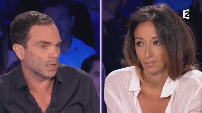 Gros clash entre  Yann Moix et Saphia Azzeddine dans
