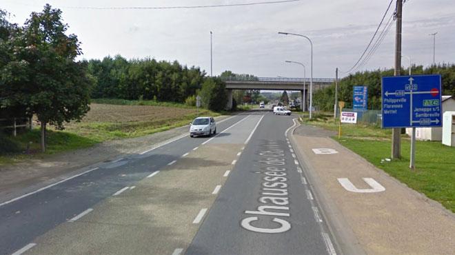 Une jeune femme percutée en sortant de son véhicule à Fosses-la-Ville: elle est décédée sur le coup