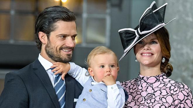Voici le prénom et la première photo du nouvel enfant de la princesse Sofia et du prince Carl Philip