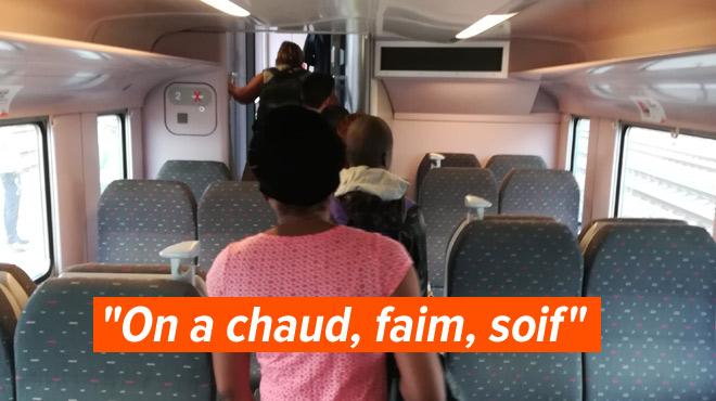 Des voyageurs du train Tournai-Bruxelles bloqués pendant... 3 heures