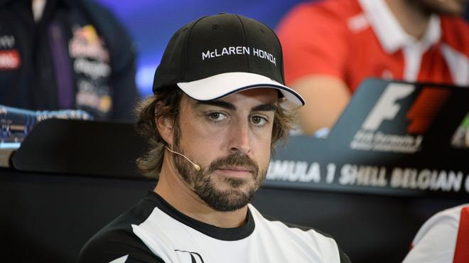Alonso va-t-il quitter McLaren?