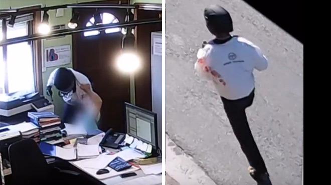 Braquage raté d'une entreprise à Ghlin après l'intervention d'un courageux ouvrier (vidéo)