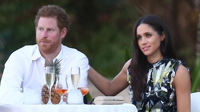 Meghan Markle se livre pour la première fois sur sa relation avec le prince Harry :