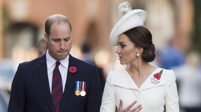 Le prince William est