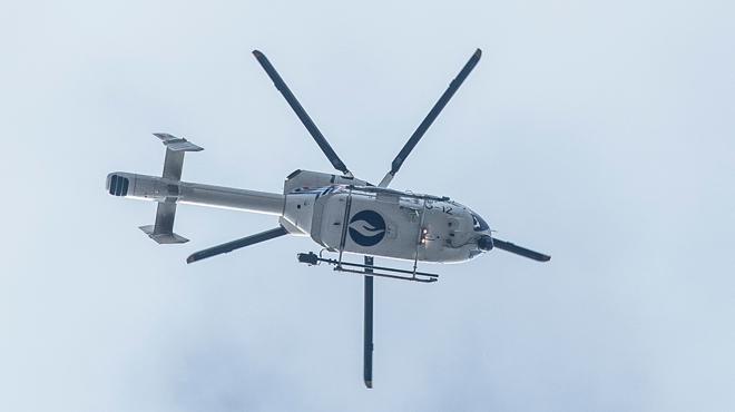 Hélicoptère et plusieurs patrouilles de police à Leeuw-Saint-Pierre: que s'est-il passé?