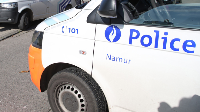 Jambes: un septuagénaire grièvement blessé après avoir été