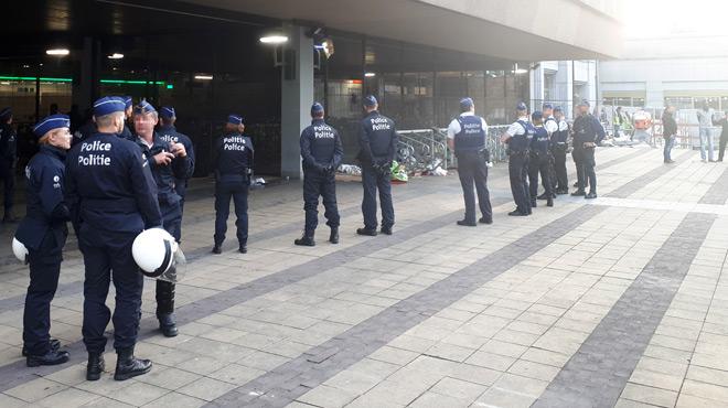 Nouvelle grande opération de police ciblant les migrants de la gare du Nord ce jeudi