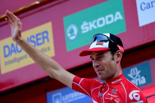 Tour d'Espagne: Froome se donne encore un peu d'air lors de la 18e étape
