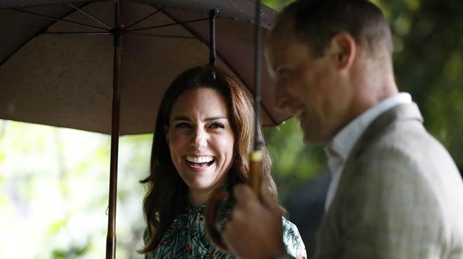 Dossier royal: un royal baby numéro 3 pour Kate et William, Charlotte ne sera plus la star